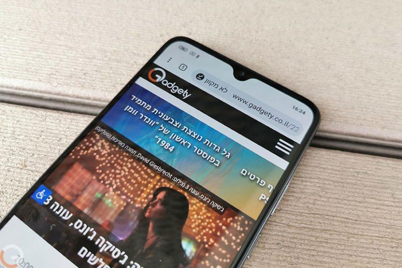 Xiaomi Mi 9 (צילום: רונן מנדזיצקי)