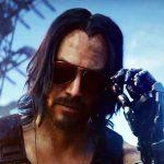 קיאנו ריבס ב-Cyberpunk 2077