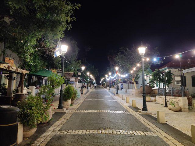 צילום בלילה מה-OnePlus 7 Pro