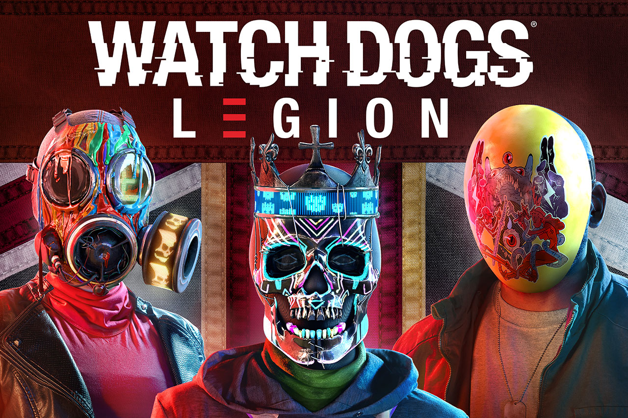 Watch Dogs Legion (תמונה: Ubisoft)
