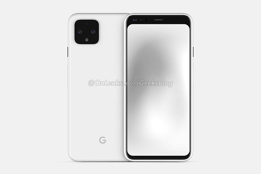 Google Pixel 4 (תמונה: igeeksblog)