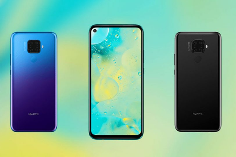 Huawei Nova 5i Pro (תמונה: וואווי)