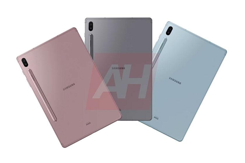 Samsung Galaxy Tab S6 ׁ(תמונה: androidheadlines)