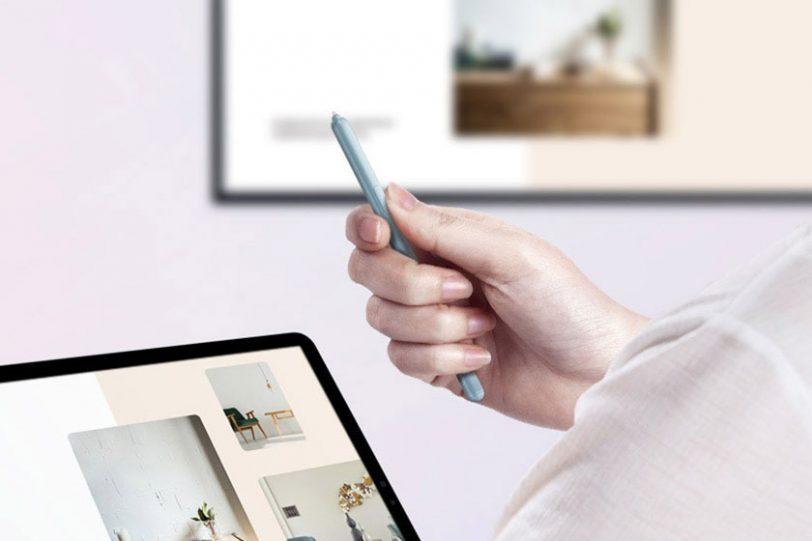 Samsung Galaxy Tab S6 SPen (תמונה: סמסונג)