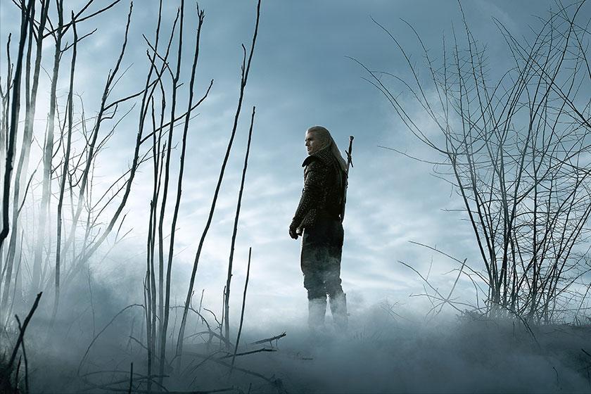 """הנרי קאביל כ""""גראלט"""" מתוך """"המכשף"""" (תמונה באדיבות נטפליקס)"""