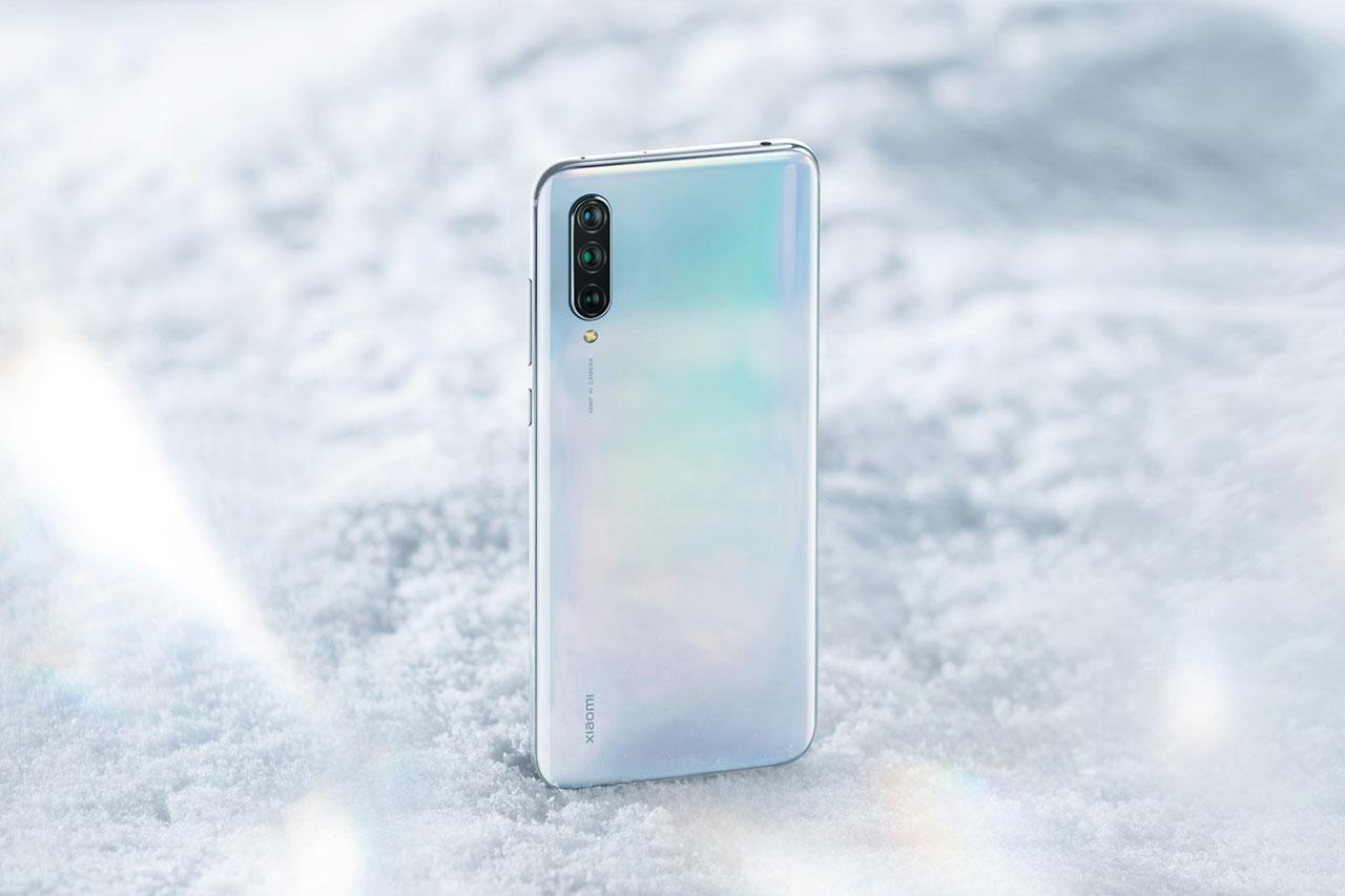 Mi CC9 (תמונה: Xiaomi)
