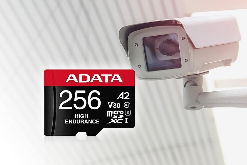 כרטיס זיכרון High Endurance microSDXC (מקור ADATA)