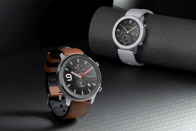 הוכרז: Huami Amazfit GTR – שעון חכם עם זמן סוללה של עד 74 ימים