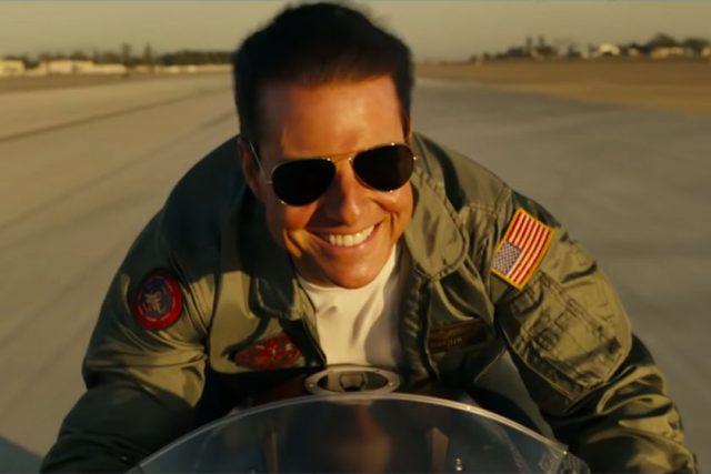 """טום קרוז מנווט F-18 בטריילר ל""""אהבה בשחקים 2: מאבריק"""""""