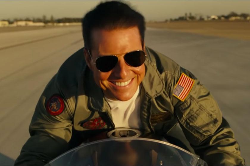 """טום קרוז מתוך """"אהבה בשחקים: מאבריק"""" (תמונה: Paramount Pictures)"""