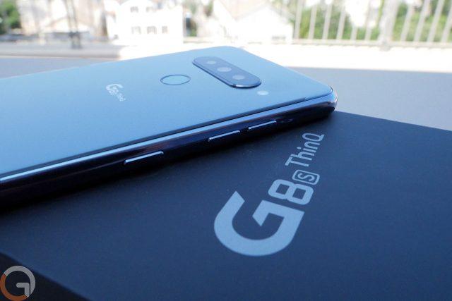 גאדג'טי מסקר: LG G8S ThinQ – חדשני ומיושן
