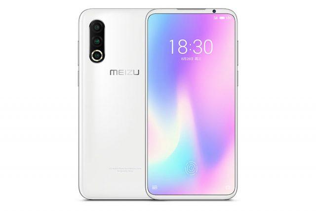 Meizu 16s Pro (תמונה: Meizu)