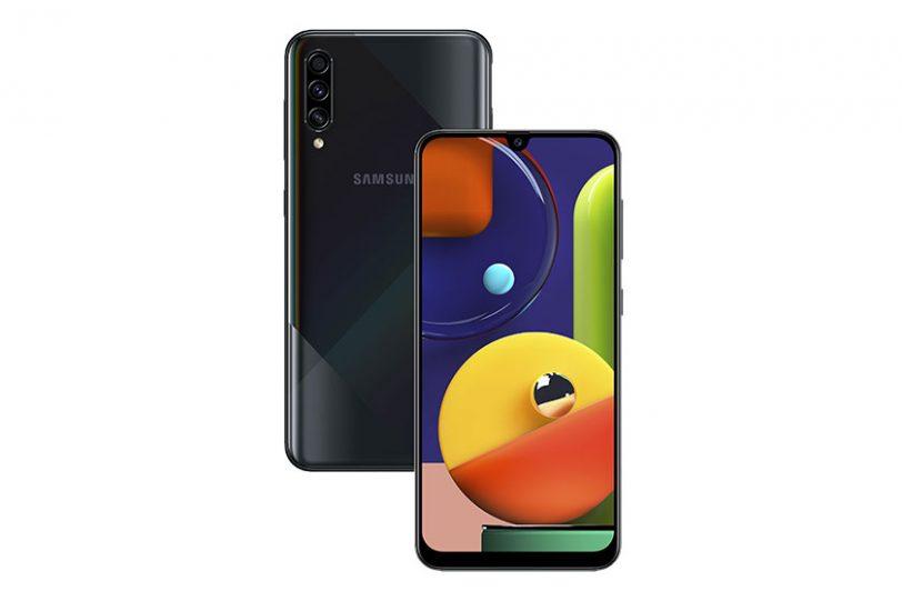 Samsung Galaxy A50s (תמונה: סמסונג)