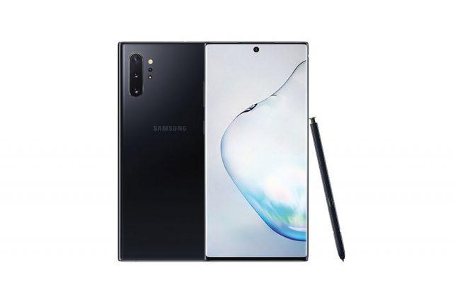 Galaxy Note 10 Plus (מקור: Samsung)