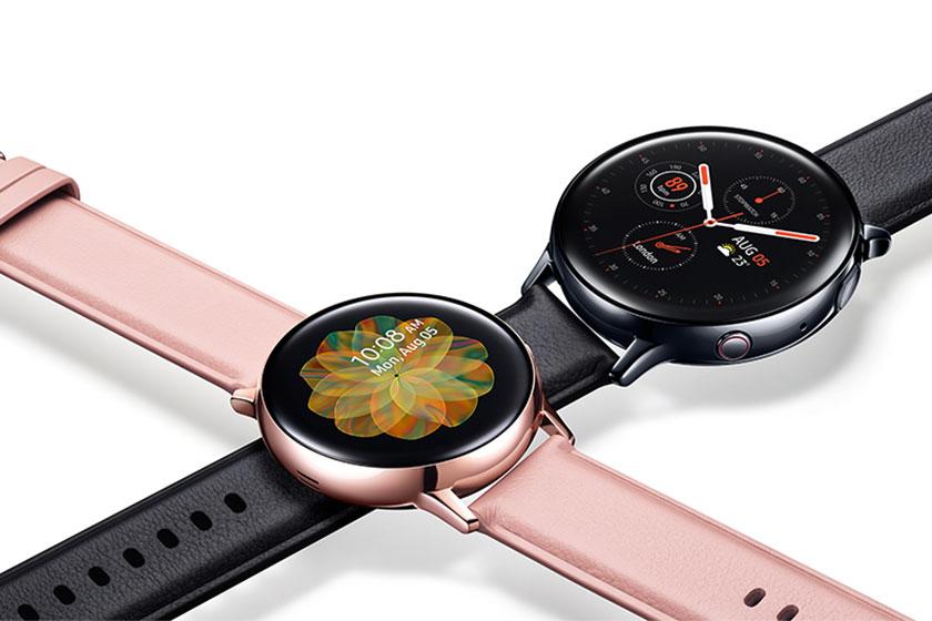 Samsung Galaxy Watch Active 2 (תמונה: סמסונג)