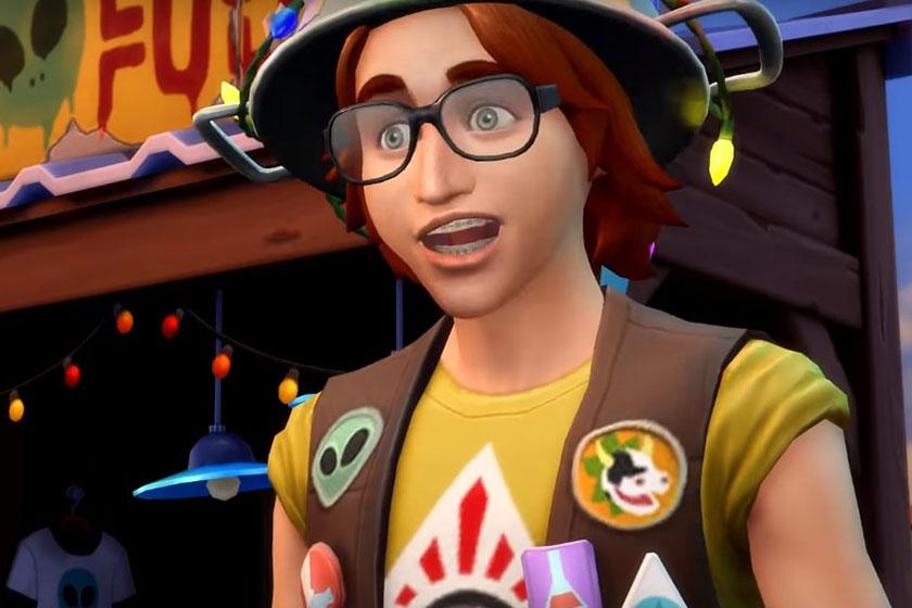 The Sims Strangerville (תמונה: EA)