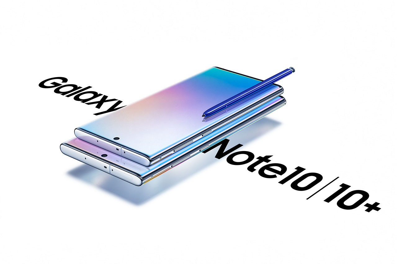 Galaxy Note 10 Plus (תמונה: Samsung)