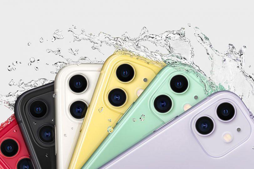 Apple iPhone 11 (תמונה: אפל)