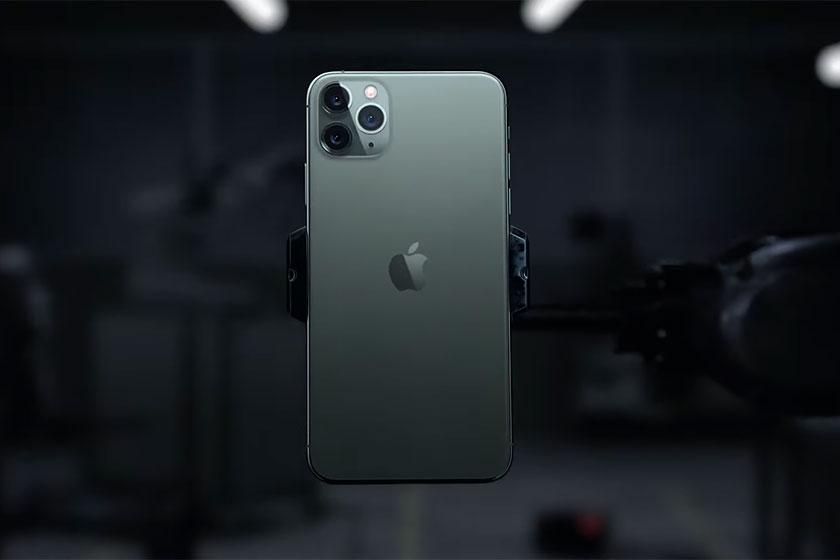 Apple iPhone 11 Pro Max (תמונה: אפל)