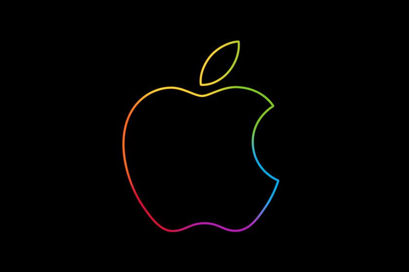 לוגו אפל