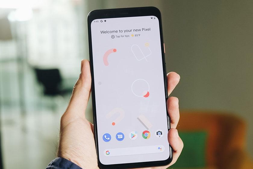Google Pixel 4 XL (תמונה: genk)
