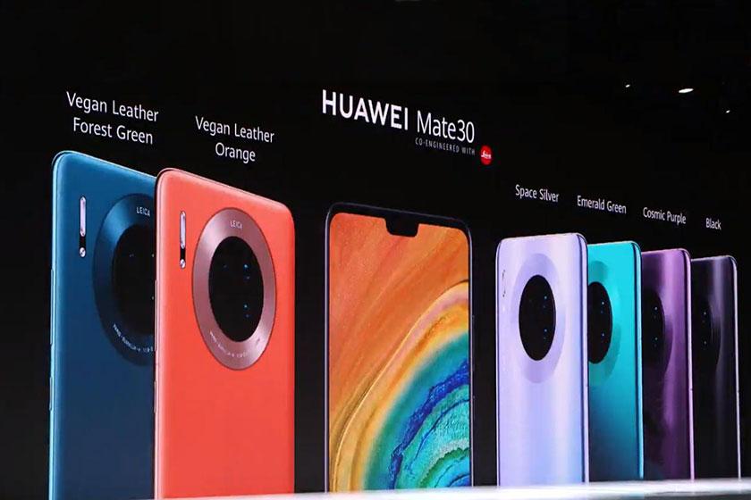 Huawei Mate 30 Pro (תמונה: Huawei)