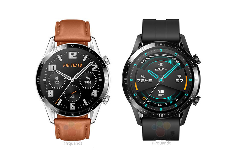 Huawei Watch GT 2 (הדלפה)