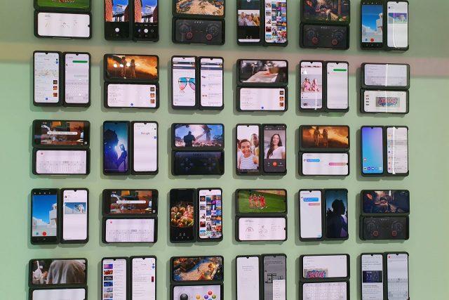 גאדג'טי מסקר: התרשמות ראשונה מה-LG G8X עם שני המסכים