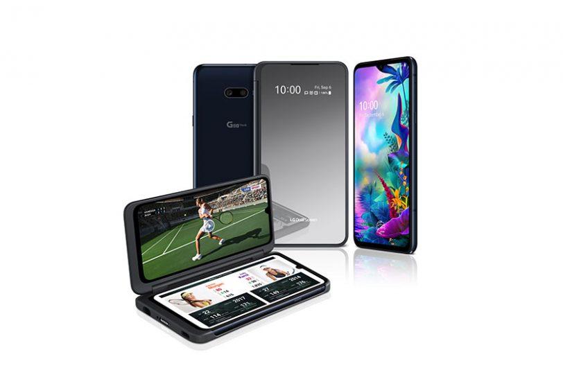 LG G8X Dual Screen (תמונה: LG)