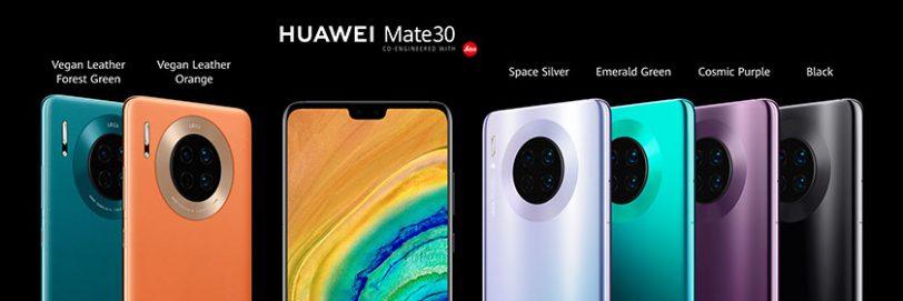 Huawei Mate 30 (תמונה: Huawei)