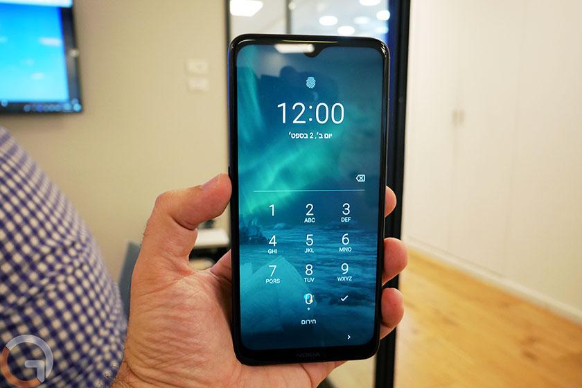 Nokia 7.2 (צילום: רונן מנדזיצקי, גאדג'טי)