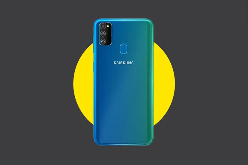 Samsung Galaxy M30s (תמונה: Amazon)