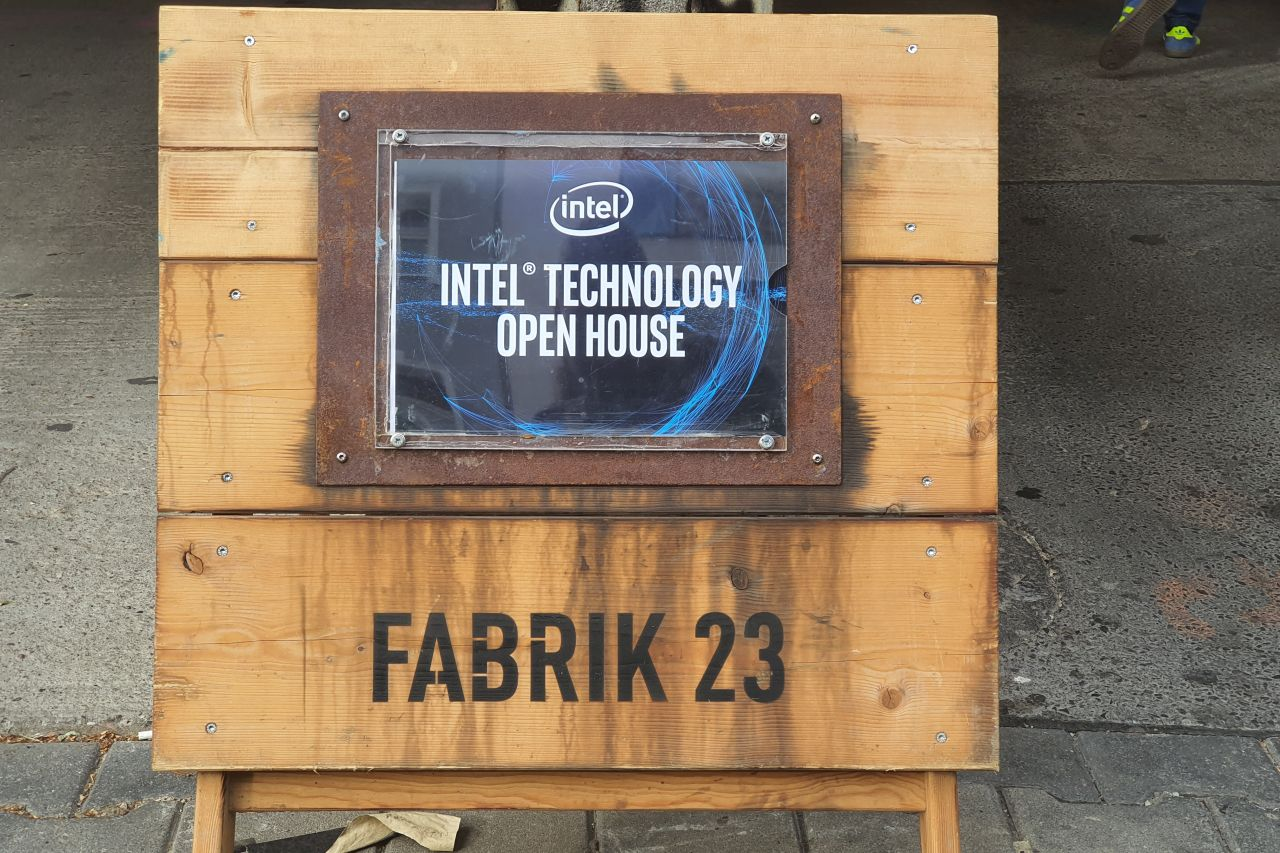 אירוע Intel Technology Open House (צילום: יאן לנגרמן, גאדג'טי)