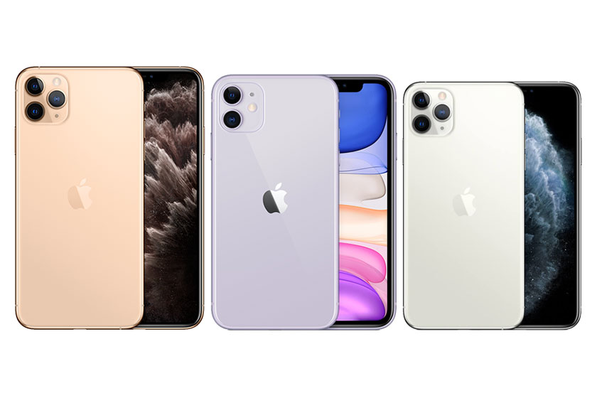 סדרת האייפון 11 (תמונות: Apple)