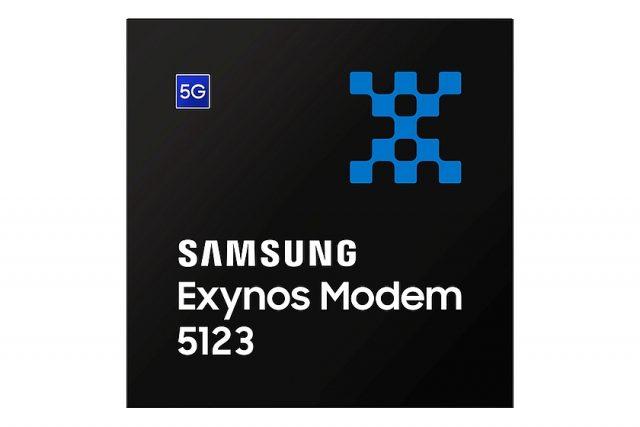 מודם Exynos 5123 (מקור Samsung)