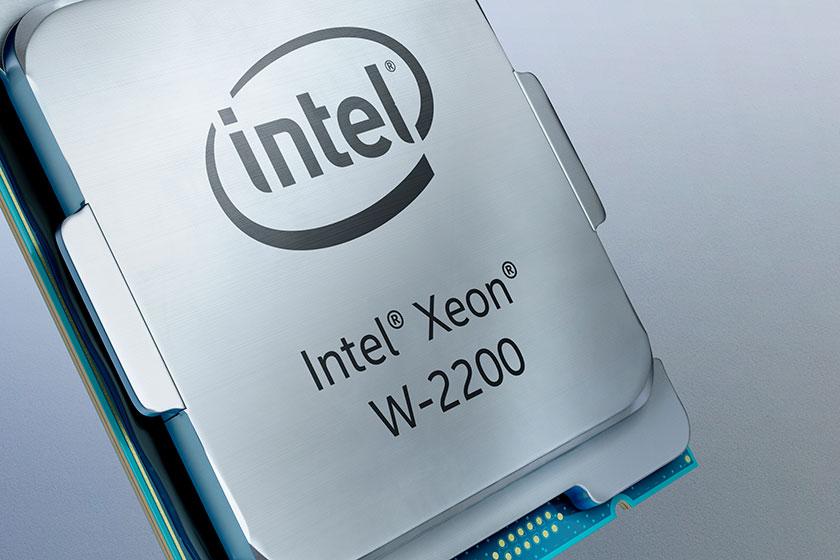מעבד Xeon W-2200 (תמונה: Intel)