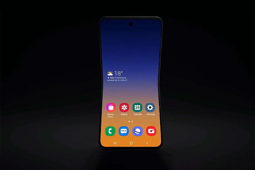 Samsung Galaxy Fold 2 - Il peut s'appeler Galaxy W20 5G (Photo: Samsung)