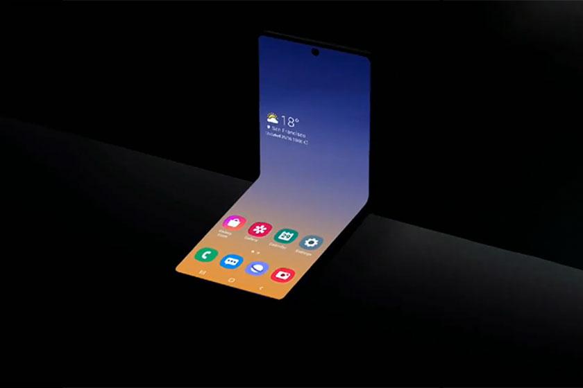 Samsung Galaxy Fold 2 - ייתכן כי ייקרא Galaxy W20 5G (תמונה: סמסונג)