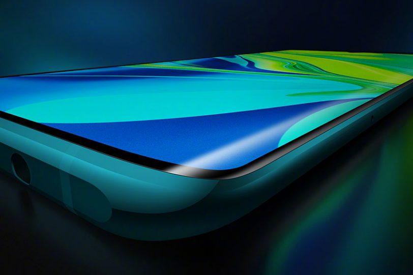 Xiaomi Mi Note 10 הנקרא גם Mi CC9 Pro (תמונה: שיאומי)