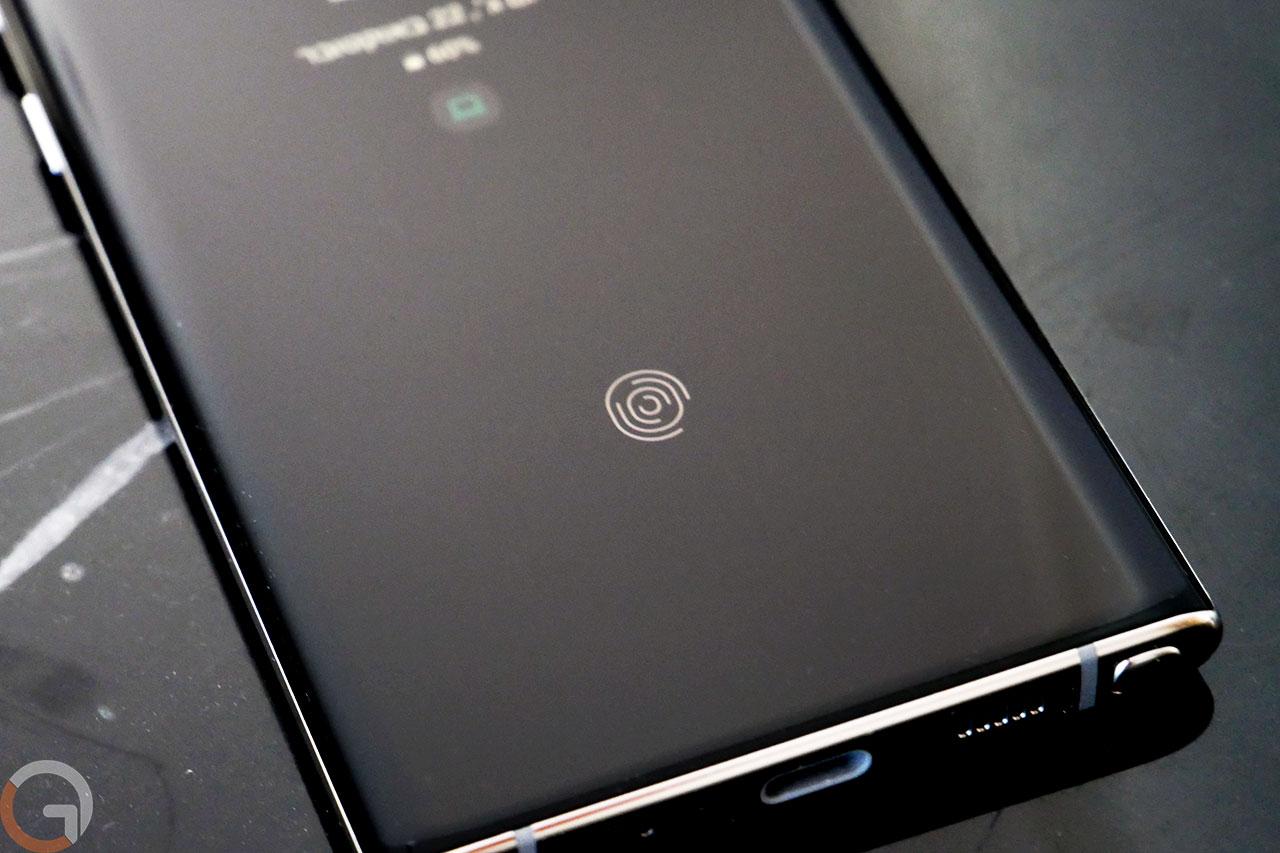 Galaxy Note 10 (צילום: רונן מנדזיצקי, גאדג'טי)