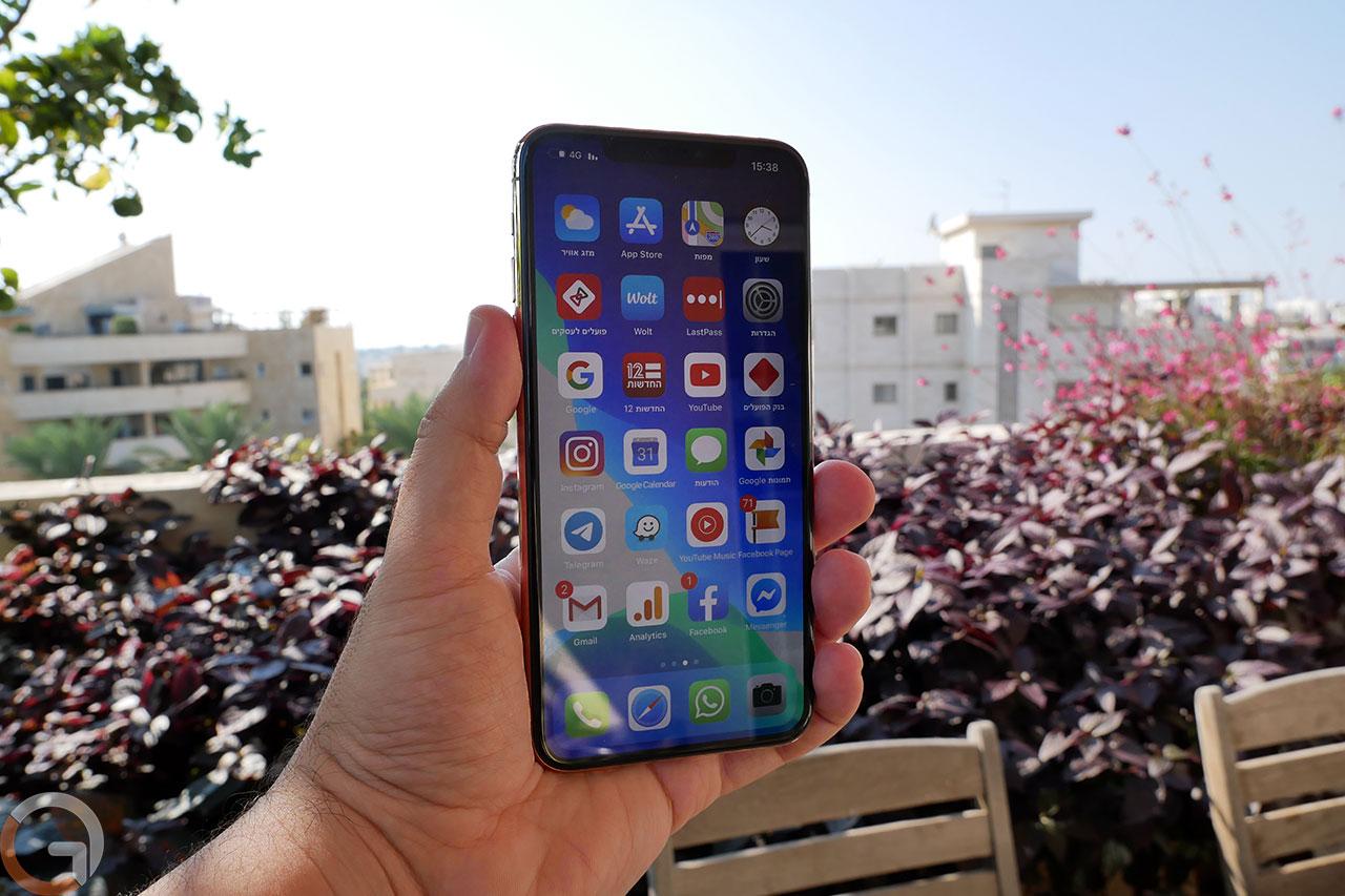 iPhone 11 Pro Max (צילום: רונן מנדזיצקי)