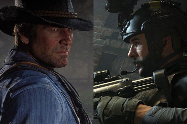 פנו מקום במחשב: 150GB ל-Red Dead Redemption 2 ו-175GB ל-Modern Warfare
