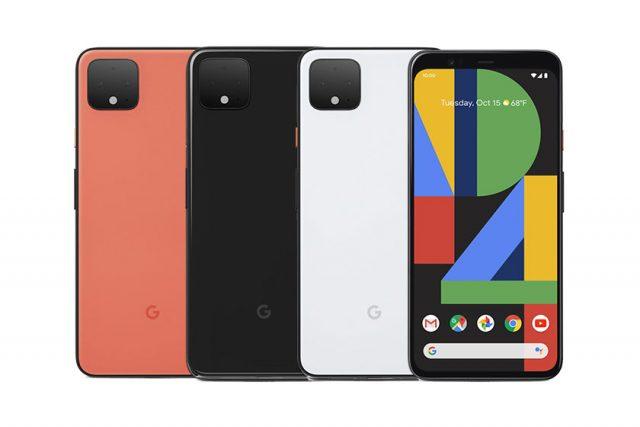 הוכרזו: Google Pixel 4 ו-Pixel 4 XL – עם רדאר לזיהוי תנועות ומסכי 90 הרץ