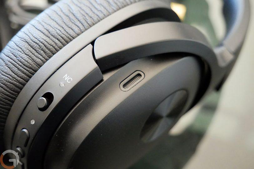 אוזניות COWIN SE7 (צילום: רונן מנדזיצקי, גאדג'טי)