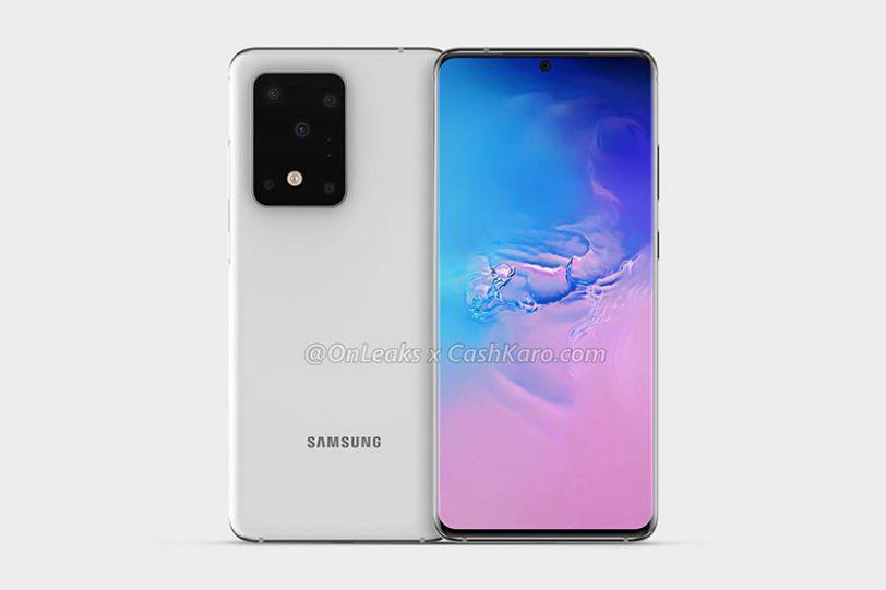 Samsung Galaxy S11 Plus (תמונה: CashKaro)