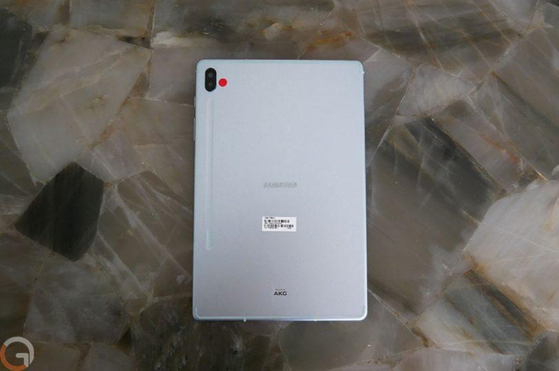 Samsung Galaxy Tab S6 (צילום: רונן מנדזיצקי, גאדג'טי)