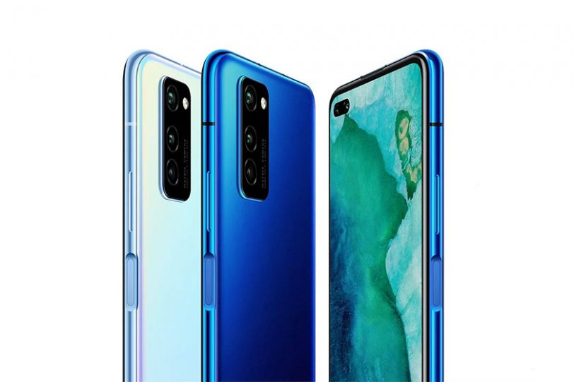 Honor V30 (תמונה: Huawei)