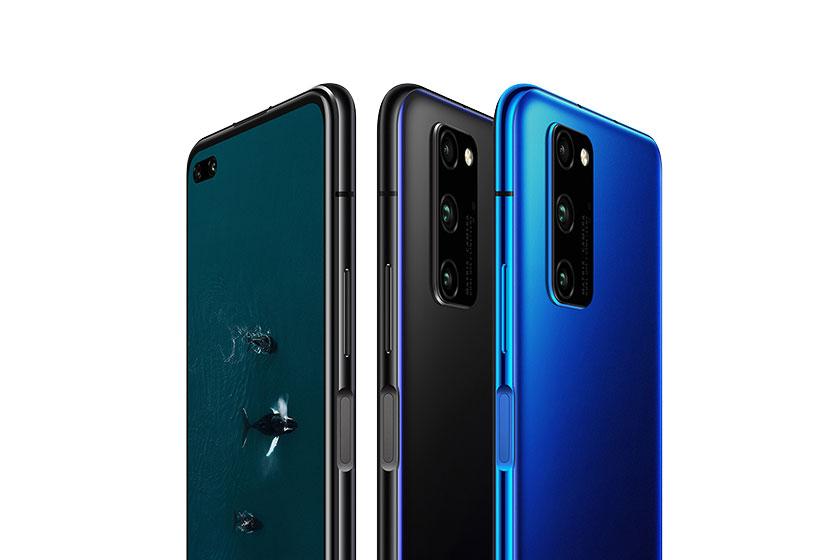 Honor V30 Pro (תמונה: Huawei)