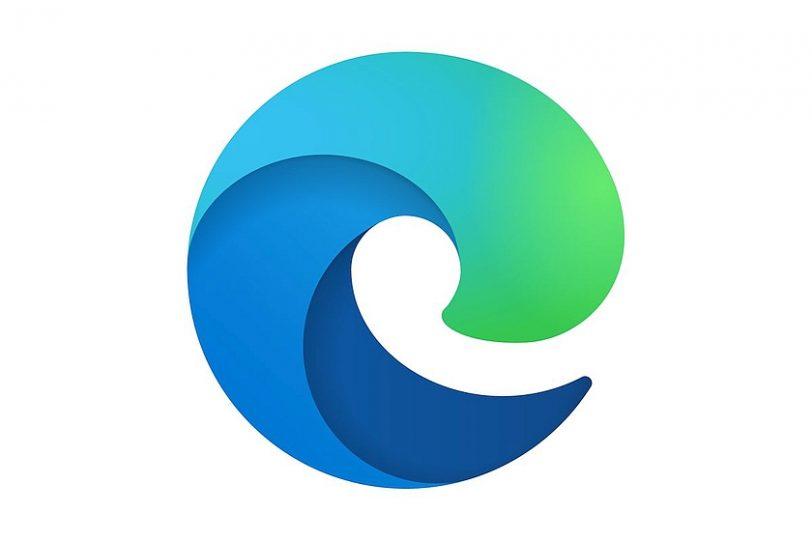 לוגו דפדפן ה-Edge החדש (מקור מיקרוסופט)