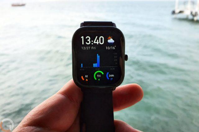 גאדג'טי מסקר: Amazfit GTS – שעון ספורט חכם במחיר נמוך
